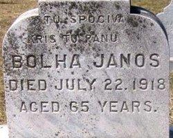 Janos Bolha