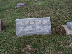 Lena Mae <i>Crum</i> Whitney