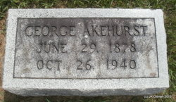 George W. Akehurst