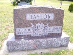 Viola M. Taylor