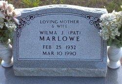 Wilma Jean Pat <i>Rice</i> Marlowe