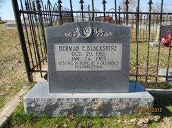 Herman E. Blackshire