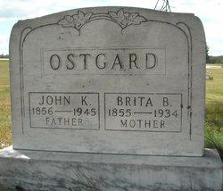 Brita B Ostgard