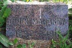 John Mahaney