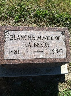 Blanche M Beery