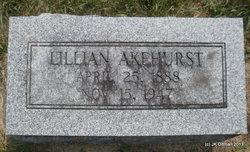 Lillian Akehurst