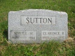 Clarence Roosevelt Sutton