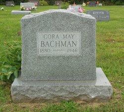 Cora May <i>Scobee</i> Bachman