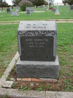 Addie Henrietta Colt