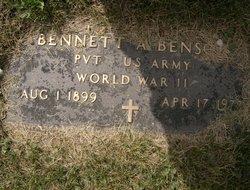 Bennett Andrew Benson