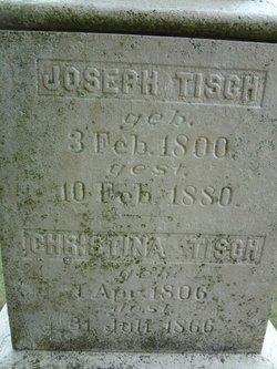 Joseph Franz Tisch