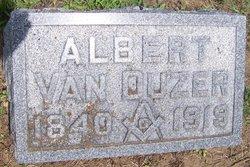Albert Van Duzer
