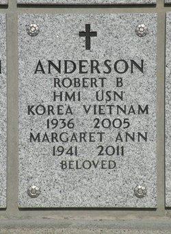Margaret Ann <i>Simonson</i> Anderson