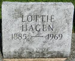 Lottie <i>Ruger</i> Hagen
