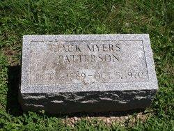 Jack Myers Patterson