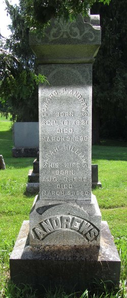 Edward P. Andrews
