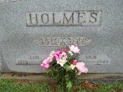 Leonidus Polk Lon Holmes