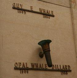 Opal <i>Whale</i> Dillard