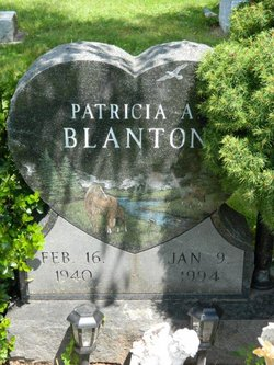 Patricia Ann <i>Kidwell</i> Blanton