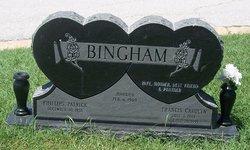 Francis Carolyn <i>Lewis</i> Bingham