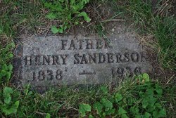 Henry Sanderson