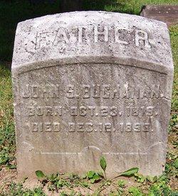 John S Buchanan