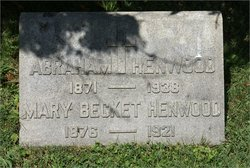 Mary Ashland <i>Becket</i> Henwood