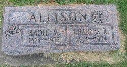 Charles R Allison