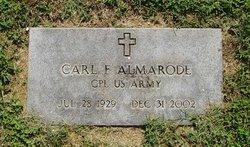Corp Carl Filmer Almarode