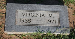 Virginia Mae <i>Wartick</i> Hill