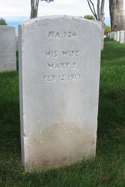 Mary E. <i>Stevens</i> Brady