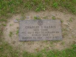 Charles S Harris