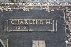 Charlene <i>Messick</i> Allen