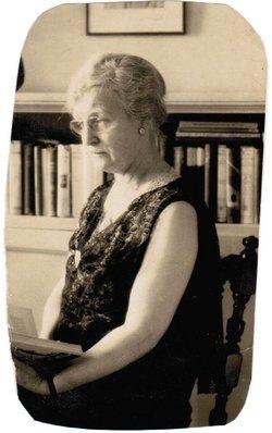 Alcinda E. <i>Morrow</i> Sherman