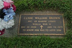 Clyde William Brown