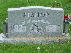 Cyrus Frank Cy Bishop