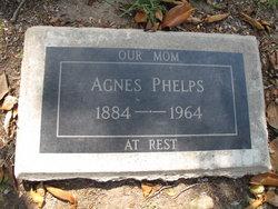 Agnes Leticia <i>Hamner</i> Phelps