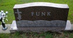 Dessie A. <i>Rector</i> Funk