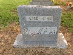 Jack D. Adkison