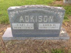 Lona <i>Daniel</i> Adkison