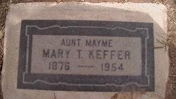 Mary T. Mayme Keffer