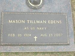 Mason Tillman Jack Edens