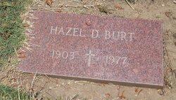 Hazel Dell <i>Williams</i> Burt