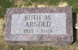 Ruth M Arnold