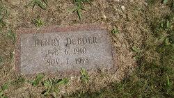 Henry De Boer