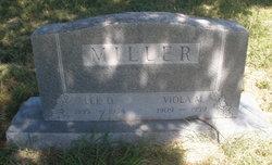 Viola M. <i>Elwood</i> Miller