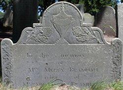 Mercy <i>Warren</i> Bramhall