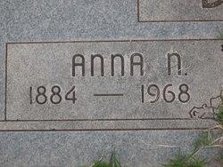 Anna <i>Nissen</i> Dorso