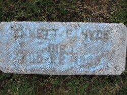 Emmett E. Hyde