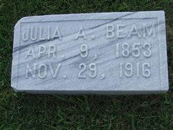 Julia A. <i>Bess</i> Beam